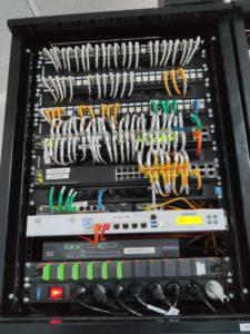 Mise en place d'une infrastructure réseau adaptée pour E2C Normandie